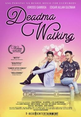Deadma Walking (2017) poster