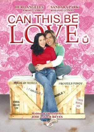 Can This Be Love (2005) poster