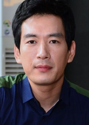 Park Jung Chul in Aquarius Korean Drama (2008)
