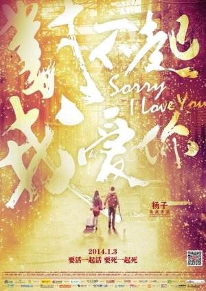 Sorry I Love You (2014) poster