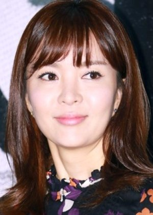 Shin Eun Jung in Powerful Opponents Korean Drama (2008)