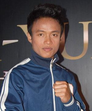 Dan Chupong in Ong Bak Thai Movie (2003)
