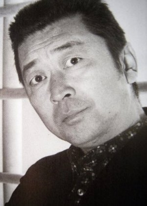 Fujiki Yu in No Time for Tears Japanese Movie (1955)
