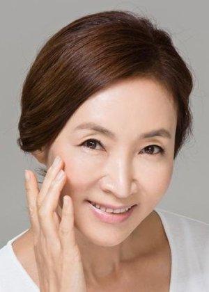 Jung Ae Ri in My Healing Love Korean Drama (2018)