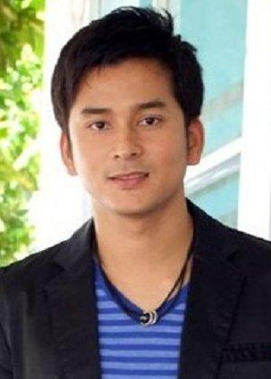 Kochanuam Jaturawit in Bussaba Na Talad Thai Drama (2016)