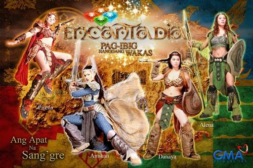 Avisala Encantadia: Love Until the End