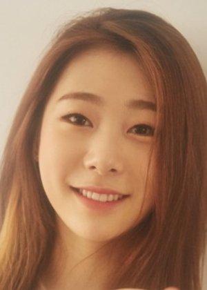 Yoo Yeon Jung in Would You Like Girls: My Cosmic Diary Korean TV Show (2016)
