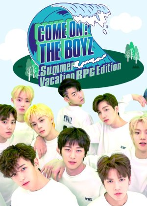 Come On ! THE BOYZ: Summer Vacation RPG