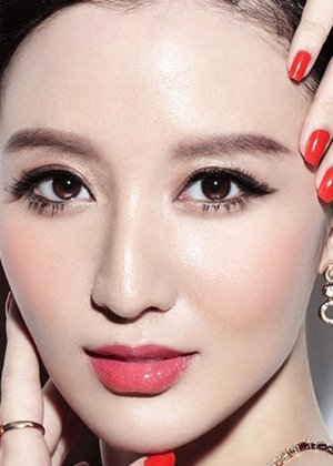 Alina Zhang in Beauty From Heart Chinese Drama (2020)