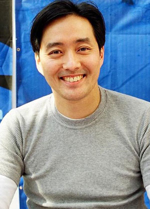 Benjamin Lee in Master Swordsman Lu Xiao Feng II Taiwanese Drama (2001)
