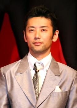 Oura Ryuichi in Joshi Deka Japanese Drama (2007)