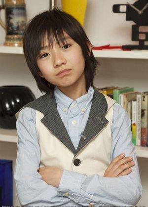 Aizawa Yuga in Kodomo Keisatsu Japanese Drama (2012)