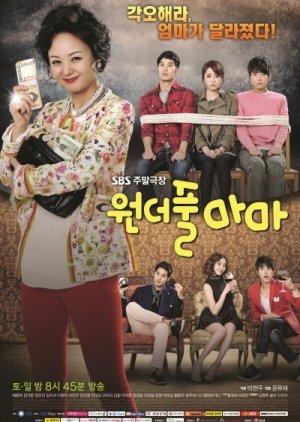 Wonderful Mama ตอนที่ 1-48 ซับไทย HD