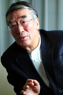 Nakamura Atsuo in Godan Japanese Drama (2015)
