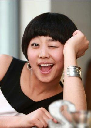 Oh Yi Na in Little Mom Scandal Korean Drama (2008)