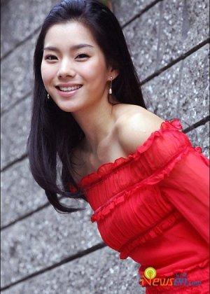 Hwang Ji Hyun in Ghastly Korean Movie (2011)