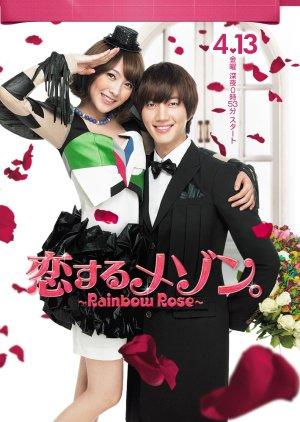 Koisuru Maison - Rainbow Rose