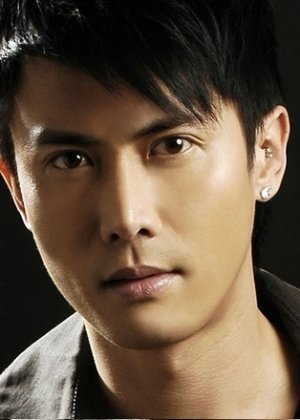 Remus Mook in The Love River Taiwanese Drama (2010)