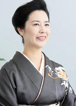 Natori Yuko in Maruho no Onna Japanese Drama (2014)