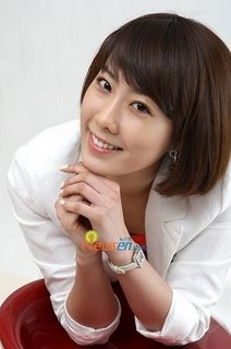 Han Ye Won in On Air Korean Drama (2008)