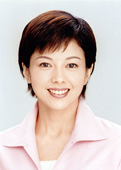 Sawaguchi Yasuko in Mio Tsukushi Japanese Drama (1985)