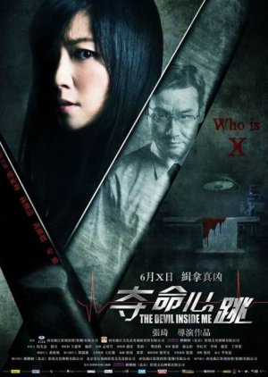 The Devil Inside Me (2011) poster