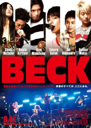 Beck (2010) poster
