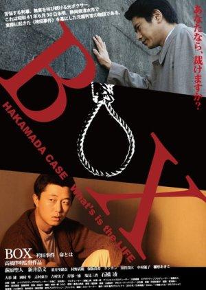 BOX: The Hakamada Case (2010) poster