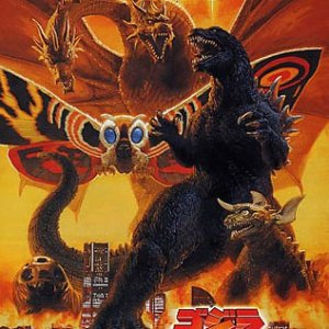 Godzilla, Mothra, & King Ghidorah: Giant Monsters All-Out Attack (2001) photo