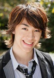 Aoyagi Ruito in 24 no Hitomi Japanese Drama (2007)