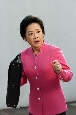 Jeon Yang Ja in Childless Comfort Korean Drama (2012)