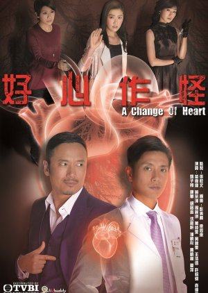 A Change of Heart (2013) poster