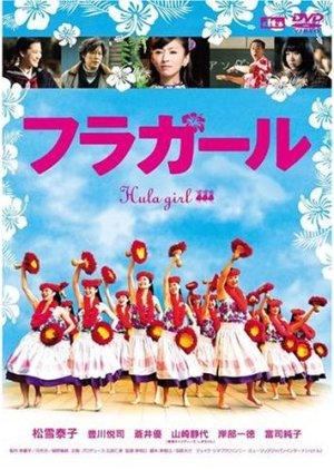 Hula Girls (2006) poster