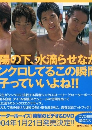 Water Boys (2003) poster