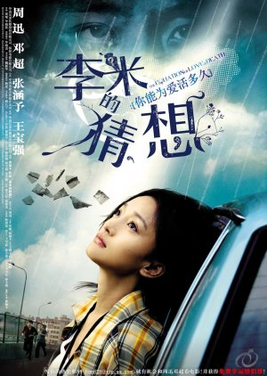 The Equation of Love and Death (2008) poster