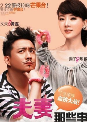Affairs of a Married Couple (2012) poster