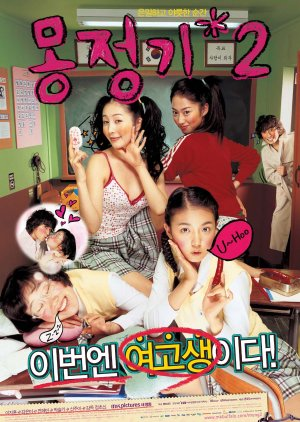Wet Dreams 2 (2005) poster