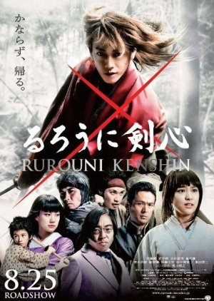 Rurouni Kenshin (Movie 01) BD