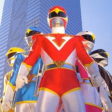 Chojin Sentai Jetman (1991) photo