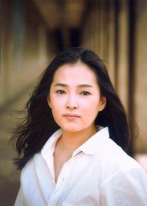 Mizushima Kaori in Gunhed Japanese Movie (1989)