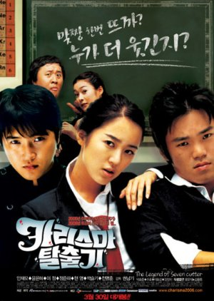 The Legend of Seven Cutter (2006) poster