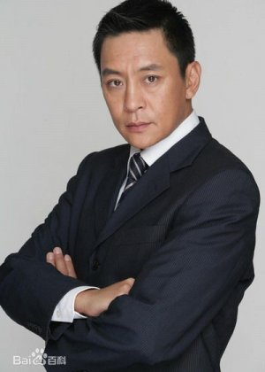 Jiang Kai in State Mission Chinese Drama (2012)