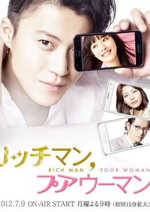 Rich Man, Poor Woman (2012) poster