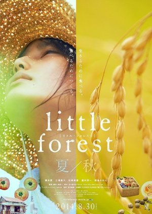 Little Forest: Summer & Autumn (2014) poster