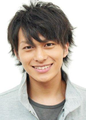 Kobayashi Yutaka in Kamen Rider Gaim Japanese Drama (2013)