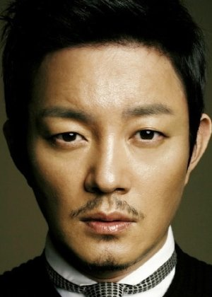 Lee Bum Soo in The Righteous Thief Korean Movie (2009)