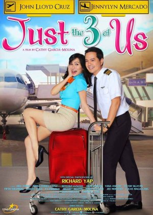 Just the 3 of Us (2016) poster