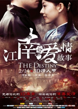 The Destiny (2014) poster
