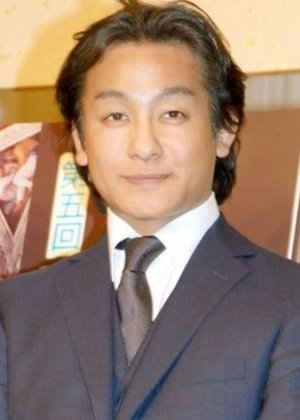 Kataoka Ainosuke in Raise the Castle! Japanese Movie (2009)