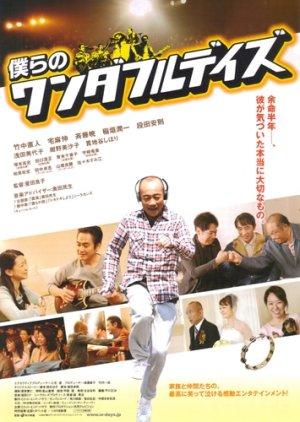 Wonderful Days (2010) poster
